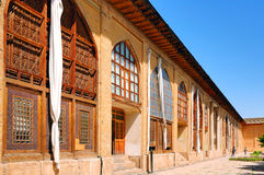 Citadel van Karim Khan (arg-e-Karim Khan) Royalty-vrije Stock Afbeeldingen