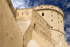 Citadel van Salah Gr DIN, Egypte stock foto