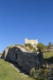 Citadel Vauban in  Seyne les Alpes in the french Region provence Royalty Free Stock Photos