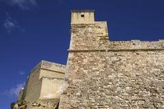 Citadel in Victoria on Gozo island. Malta Stock Photography
