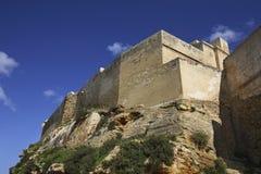 Citadel in Victoria. Gozo island. Malta Stock Image