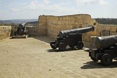 Citadel in Victoria. Gozo island. Malta Royalty Free Stock Photos