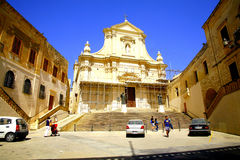 The Citadel, Victoria, Gozo. Royalty Free Stock Photo