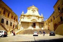 The Citadel, Victoria, Gozo. Royalty Free Stock Photo