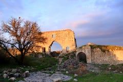 Citadel, XIV-XVIII centuries Royalty Free Stock Image