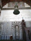 Citadela在开罗,埃及 库存图片
