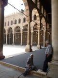 Citadela在开罗,埃及 图库摄影
