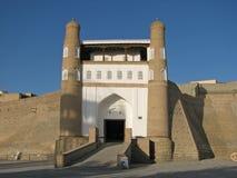 Citadela a arca em Bukhara Imagem de Stock