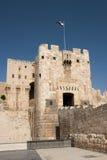 Citadela de Alepo fotos de stock