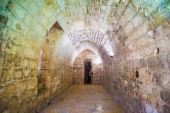Citadela de Aleppo em Aleppo, Síria imagem de stock