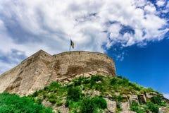 Citadela de Deva Imagem de Stock