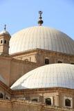 Citadela de Saladin o Cairo Egipto imagens de stock