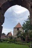 Citadela de Slimnic Imagem de Stock Royalty Free