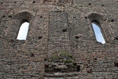 Citadela de Slimnic (a Transilvânia Roménia) Imagens de Stock Royalty Free