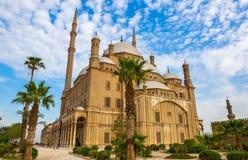 Citadela do Cairo no dia de verão fotografia de stock royalty free