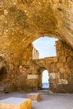 Citadela 20 dos cruzados de Byblos foto de stock