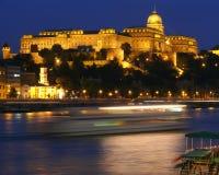 Citadela em Noite Imagens de Stock