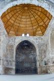 Citadela Jordão de Amman, al-Qasr imagens de stock royalty free