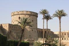 Citadela no Cairo, Egipto Imagem de Stock