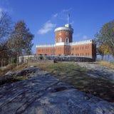 Citadell Kastellet Stockholm Stockbilder