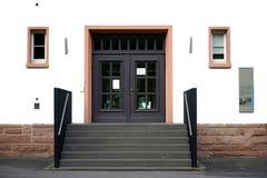 Citadell Mainz som bygger E Arkivbilder
