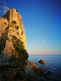 Citadella in Budva. Montenegro Royalty Free Stock Photos