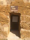 Citadella, Victoria, Gozo, Malta Fotografía de archivo libre de regalías
