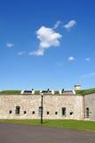 citadelle城市魁北克 免版税库存图片