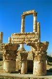 Citadelle, Amman, Jordanie Photographie stock