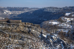 Citadelle of Besancon royalty free stock photography