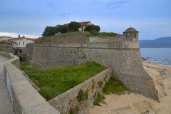 Citadelle d'Ajaccio Images libres de droits
