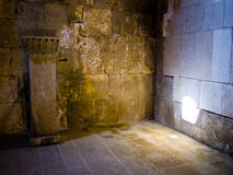 Citadelle d'Amman, Jordanie, Al-Qasr Photographie stock libre de droits