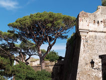 Citadelle de Bastia Photo stock