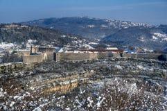 Citadelle de Besançon Photographie stock libre de droits