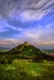 Citadelle de Deva Images stock