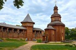 Citadelle de Hetman photo libre de droits