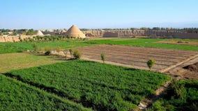 Citadelle de Jalali, Kashan, Iran clips vidéos