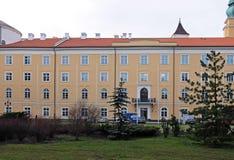Citadelle de Riga, siècle 18 photo libre de droits