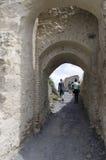 Citadelle de Rupea, Roumanie photo libre de droits