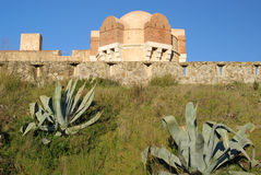 Citadelle de saint Tropez, France photo stock