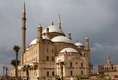 Citadelle de Saladin au Caire Photographie stock libre de droits