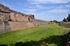 Citadelle des roses en Espagne Photographie stock