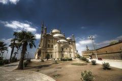 Citadelle Egypte Images libres de droits