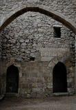 Citadelle en pierre Image libre de droits