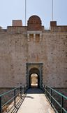 Citadelle keep entrance Royalty Free Stock Images