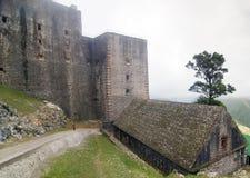 Citadelle Laferriere,海地 库存照片