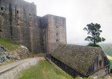 Citadelle Laferriere, Αϊτή Στοκ Φωτογραφίες