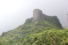 Citadelle Laferriere Royalty Free Stock Photos