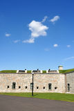The Citadelle of Quebec City Royalty Free Stock Images