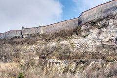 Citadelle von Besançon Stockfotos